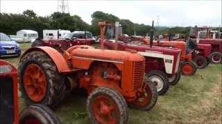 Fraddon Vintage Tractor Show 13 06 2015