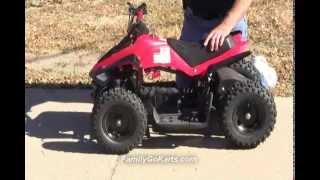 Red Mars Kids Electric ATV