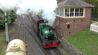 Beamish Open Air Museum - Railways and Trams - April 2017