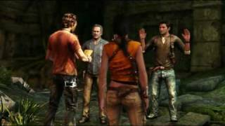 Uncharted 2 - All Cutscenes HD