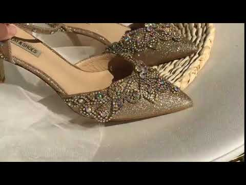 sparkly-gold-rhinestone-wedding-shoes
