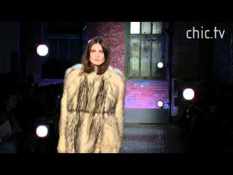 New York Fashion Week - Yigal Azrouel - Fall 2012