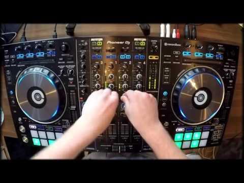 zShok DJ Console Freestyle