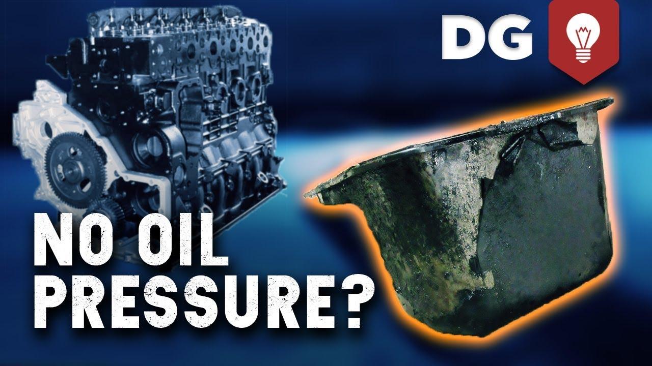 Aftermarket Oil Pan Breaks 24v Dodge Cummins Engine!?