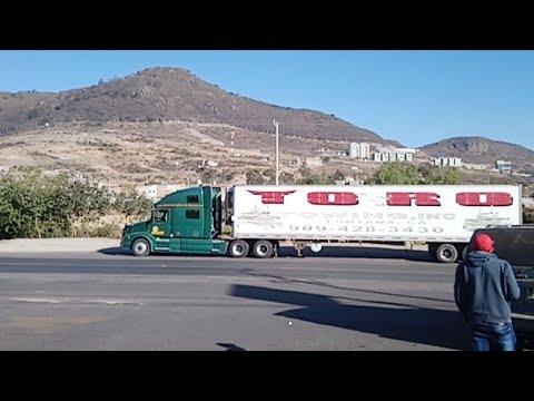 Entrando a Morelia Michoacan