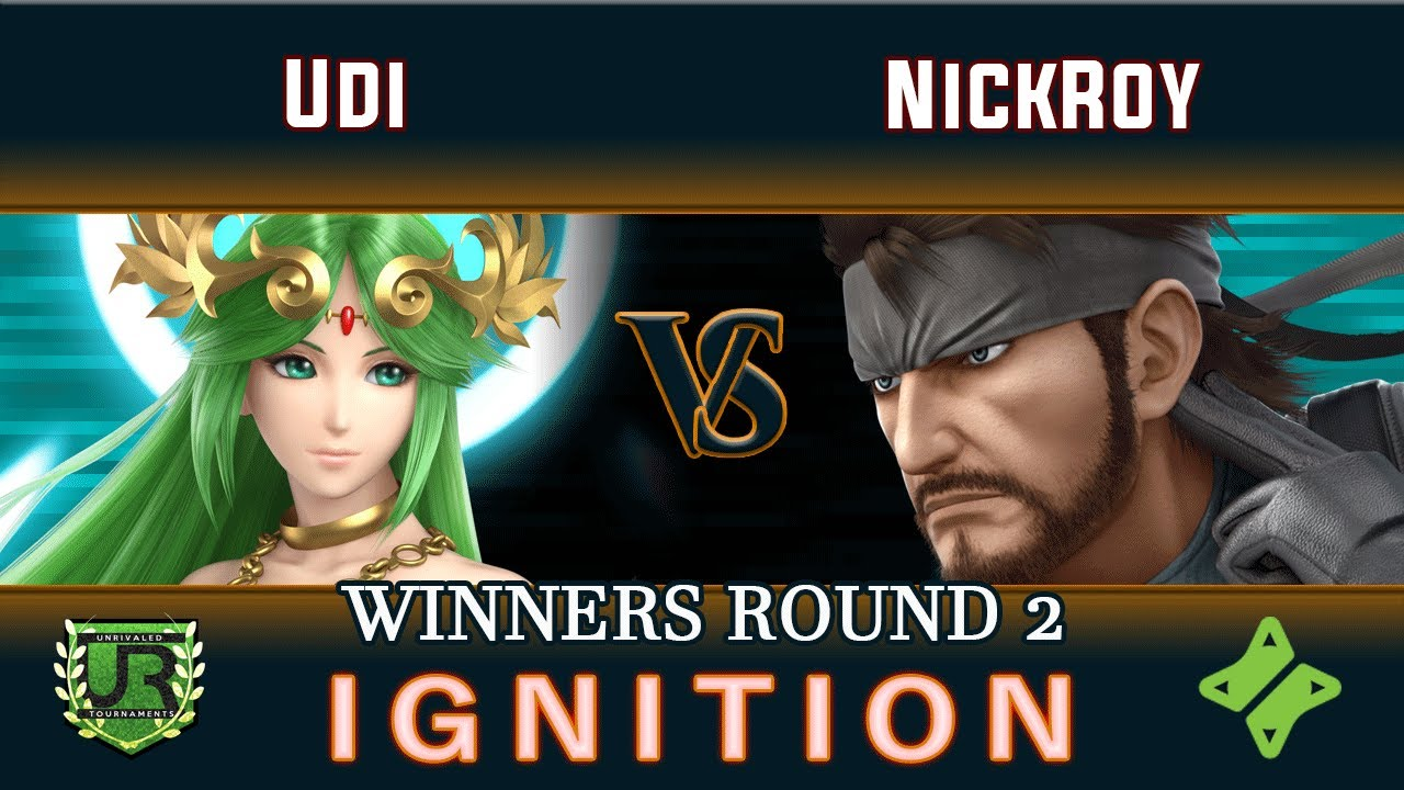 Download Ignition #216 WINNERS ROUND 2 - Udi (Palutena) vs NickRoy (Snake)
