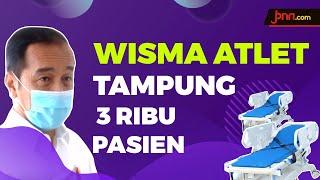 Wisma Atlet Kemayoran Siap Tampung 3 Ribu Pasien Corona - JPNN.com