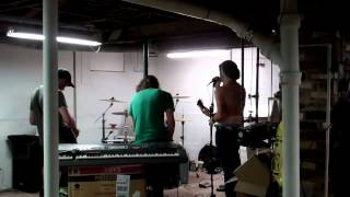 Presomnia - 7 NATION ARMY (The White Stripes cover) rehearsal session 7/29/2012