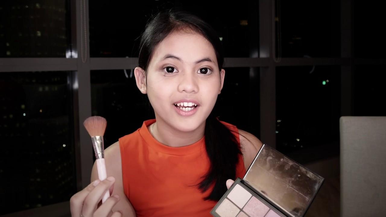 Tutorial Make Up Sehari-hari ala Putri DA - YouTube