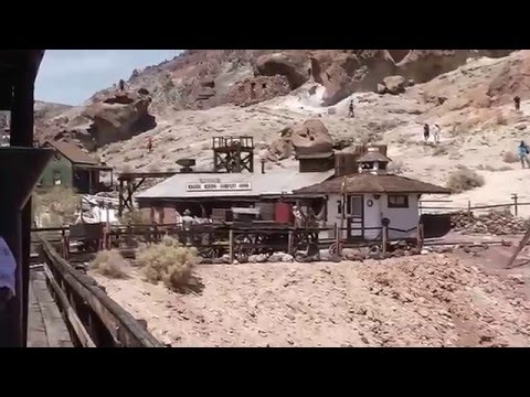 Calico Ghost Town - California, USA