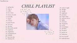 bts chill playlist (studying, sleeping, etc)