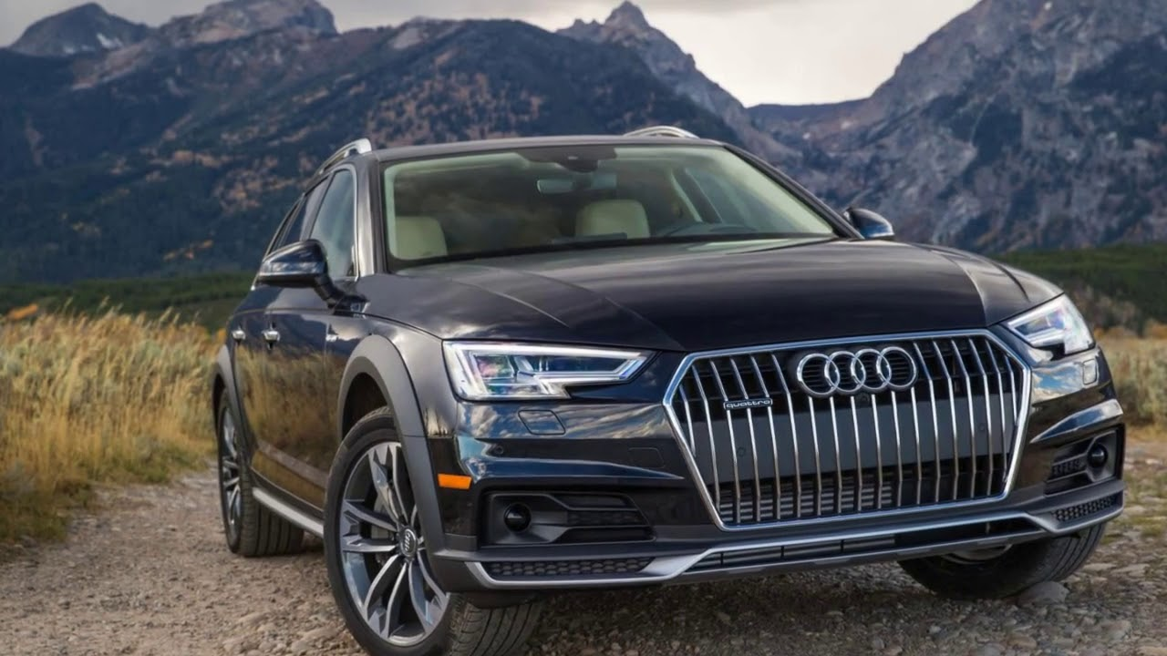 amazing 2018 audi a4 allroad review youtube. Black Bedroom Furniture Sets. Home Design Ideas