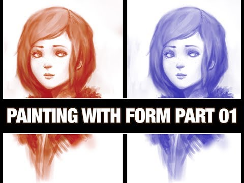 Painting with Form Part 01