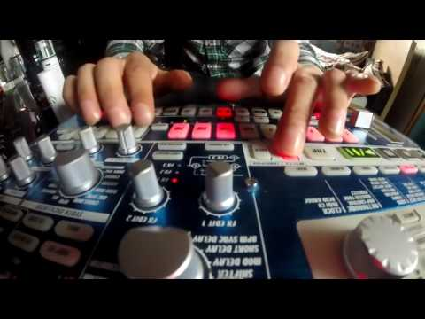 """HOW TO MAKE A RAP BEAT WITH KORG EMX (music Is """"le chant des sirènes"""" by ORELSAN)"""