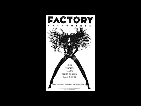 [THE FACTORY 1991] Phil Rodriguez & Michel + Thierry Hervé - 1H Live Mix !