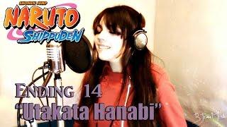 Naruto Shippuden  Ending 14 - Utakata Hanabi (Cover Español Latino)「 B-Jean 」