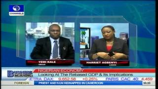 GDP Rebasing Aimed At Better Economic Planning - Statistician General Pt.1