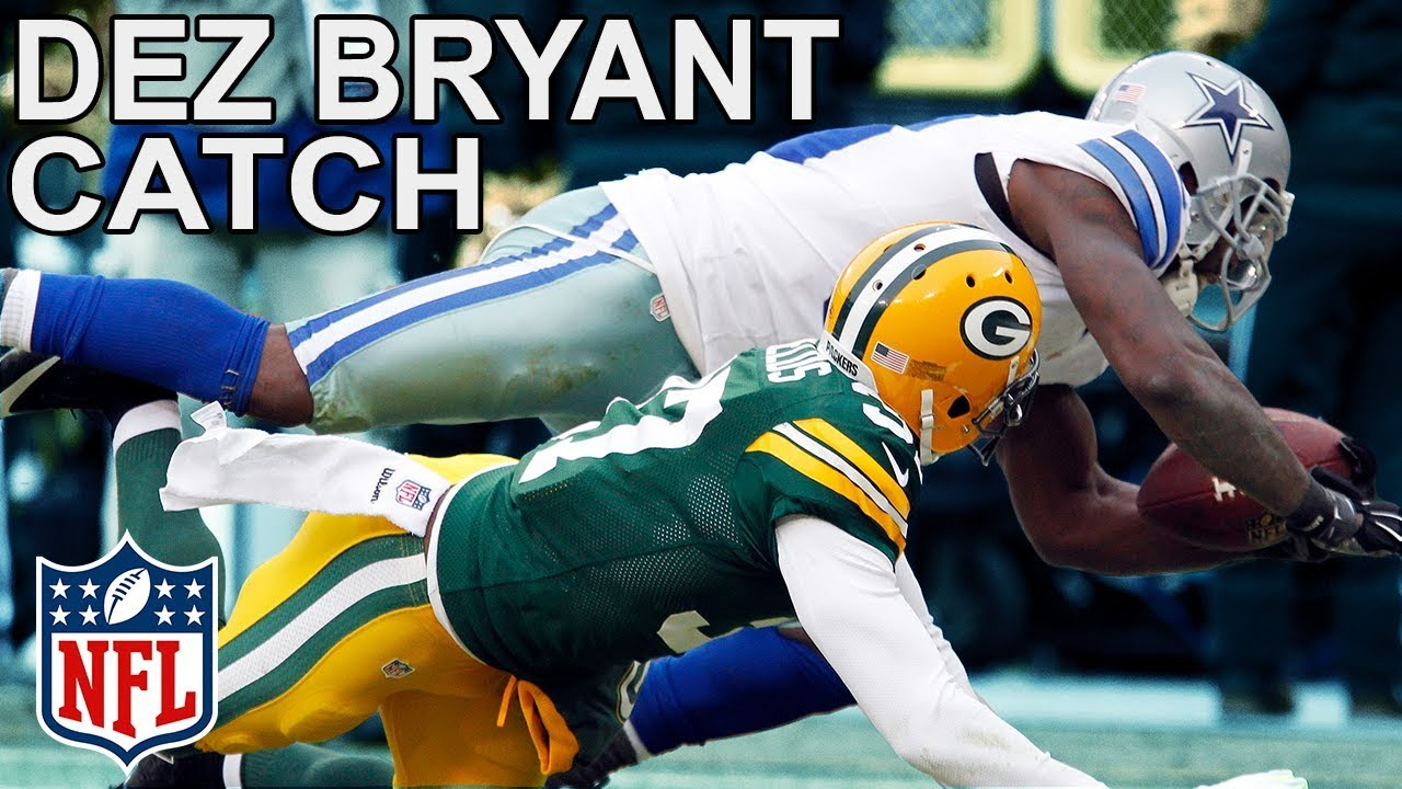 Dez Bryant S Non Catch The Insane 2014 Nfc Divisional Game Revisited Nfl Highlights