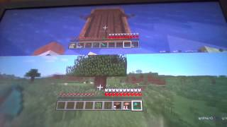 Tara Dragonheart and Lets game play minecraft