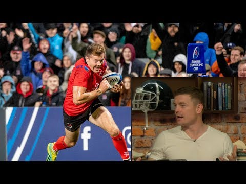 Brian O'Driscoll's Racing 92 Vs Ulster Preview