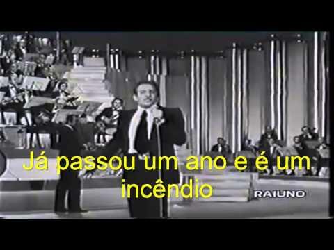Domenico Modugno  -   La lontananza TRADUÇÃO