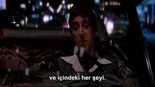 Scarface-Dünyayı İstiyorum.. Ve İçindeki Her Şeyi...