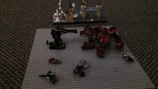 The ultimate battle short clip