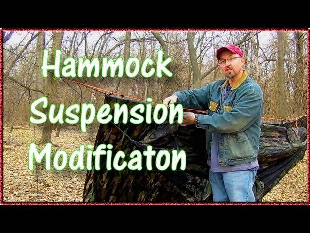 suspension modification on a clark jungle hammock modding the dd modular jungle hammock   travelerbase   traveling      rh   travelerbase