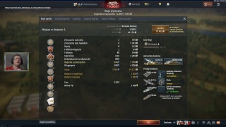 War Thunder - Okręty -  transmisja na żywo - Na żywo