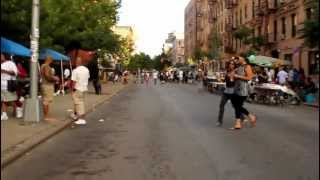 Summertime in El Barrio NYC - New York City Travel