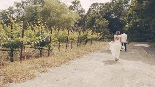 Napa Wedding // Vintage Estate // Maddy & Patrick