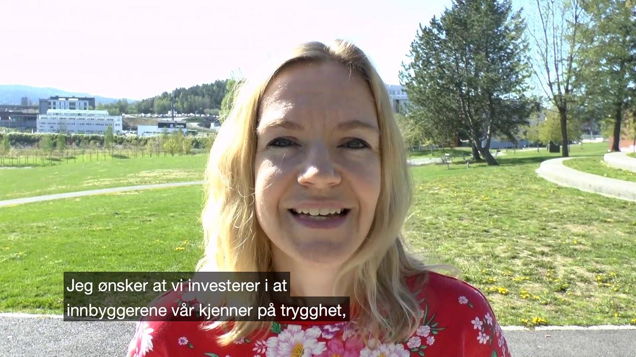 Kommunevalg 2019: Kjersti Hildonen