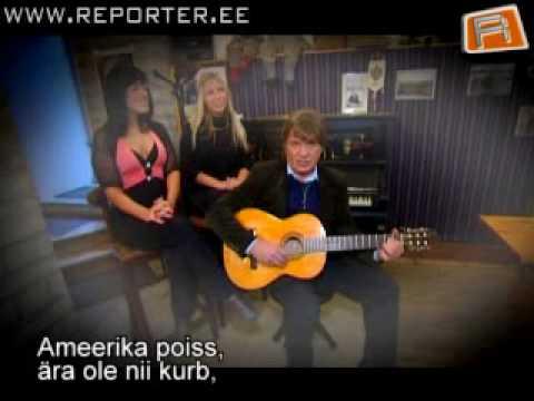Võsa laul: Viido Polikarpus ja Heli laul/Eesti naine | Reporter