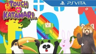 Touch My Katamari: PS Vita