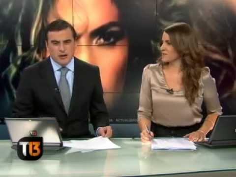 Jennifer López en Santiago 2012 (De compras en su tercera visita a Chile)