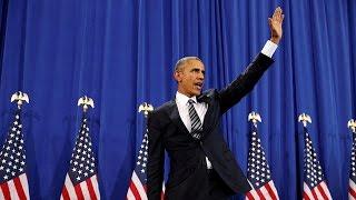 President Obama final press conference of 2016