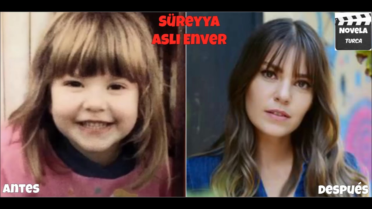 La Novia de Estambul   Antes y Después    Novela Turca ...