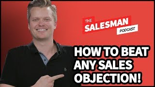 How To CRUSH ANY Cold Calling OBJECTION With Jarrod Glandt / Salesman Podcast