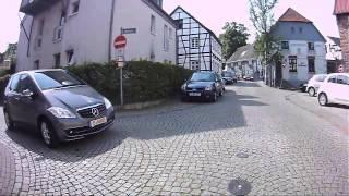 Die alte Mercedes-Benz A-Klasse: Sommer testet