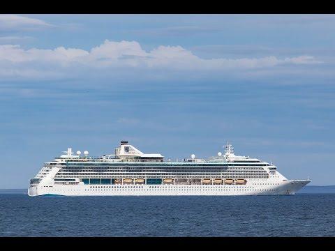 New Zealand Cruise on the Radiance of the seas - Nov 2015