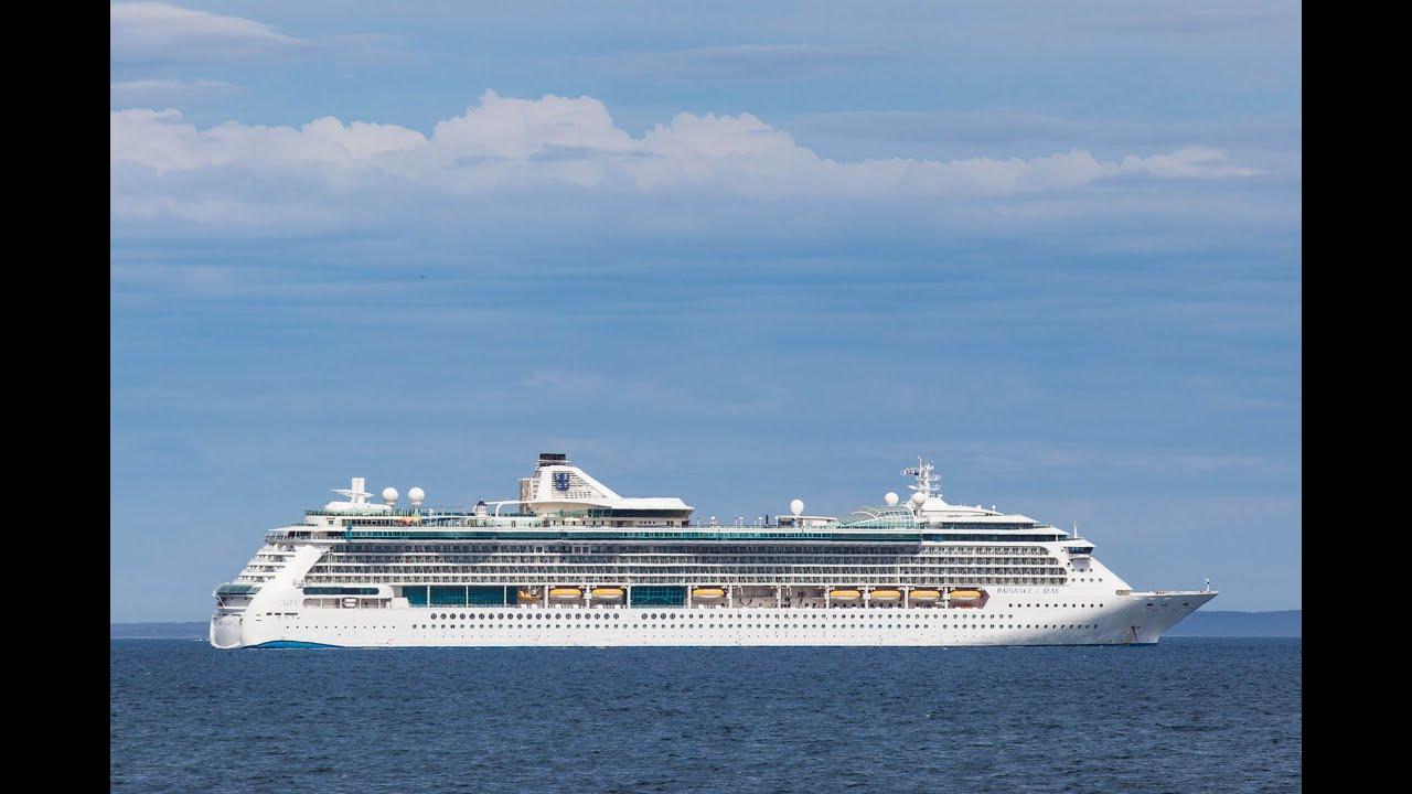 New Zealand Cruise On The Radiance Of The Seas Nov YouTube - New zealand cruise