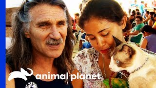 Mobile Vet Clinic Helps This Mexican Community And Their Pets | Dr. Jeff: Rocky Mountain Vet