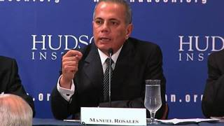 Manuel Rosales - Hudson Institute.wmv