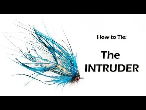 How to Tie an Intruder | Steelhead Fly Tying
