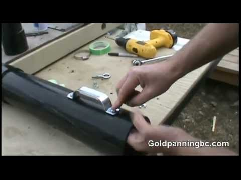 DIY Underwater Viewer for Gold Prospecting, Fishing & Fun