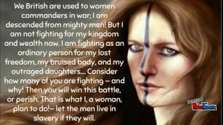 Boudicca (warrior queen) The Iceni Tribe