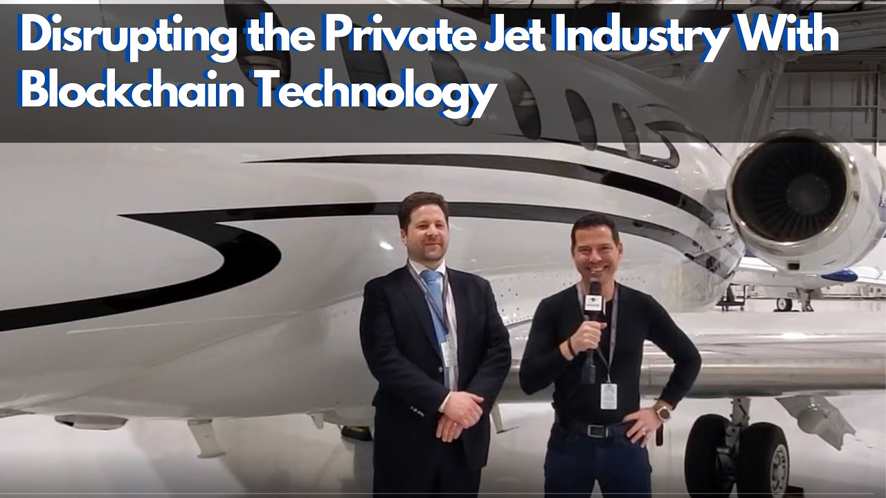 Disrupting the Private Jet Industry with Blockchain Technology