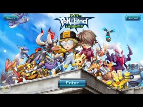 New pokemon game of monster legendary download links IOS/Android