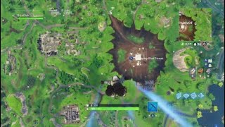 How To Get Health On Trees Fortnite