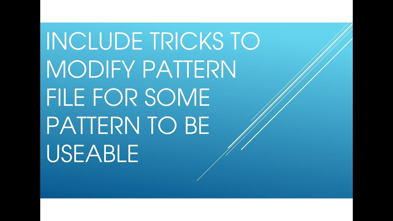 AutoCAD - Download and install free hatch pattern Tutorial